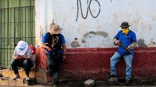 Clamor internacional contra la violencia en Nicaragua