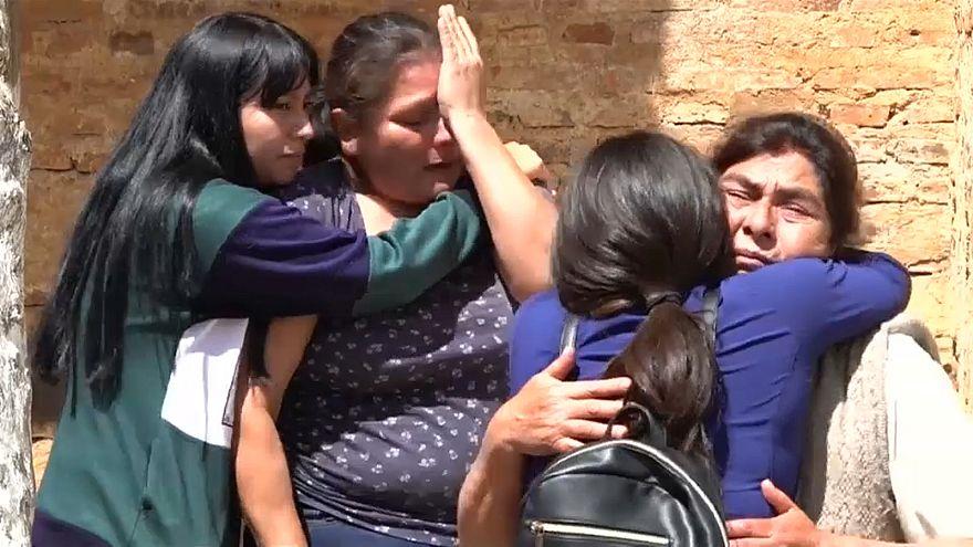 مجزرة تودي بحياة 13 في نزاع محلي على أراض بالمكسيك