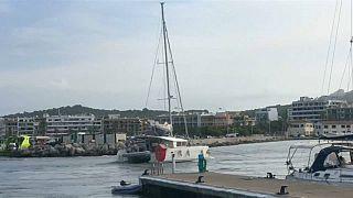 Muere un turista alemán en el meteotsunami en Mallorca