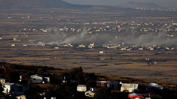 حمله هوایی به شهر نوا در سوریه دستکم ۱۲ کشته بر جای گذاشت