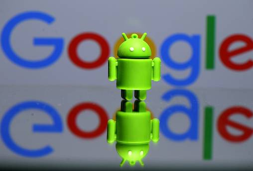 """EU has hit Google with record €4.34 billion fine """"for abusing dominance of Android operating system""""."""