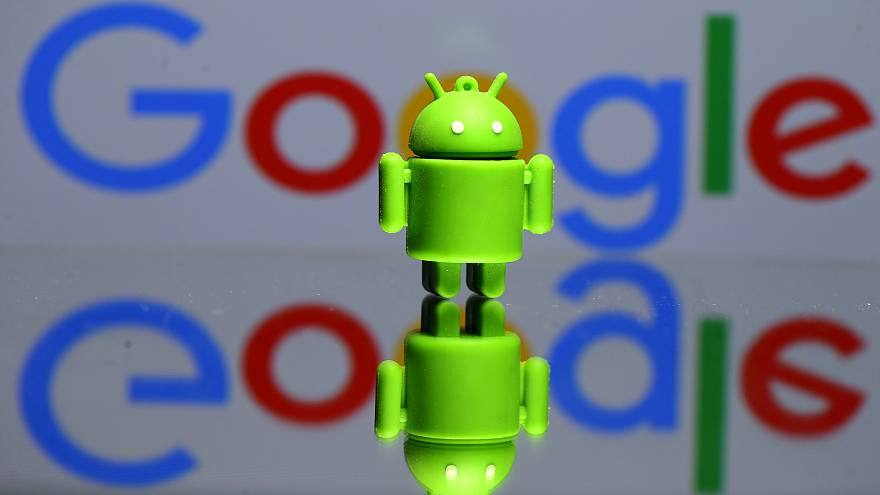 EU hits Google with record €4.34 billion fine