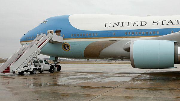 Новый президентский самолет