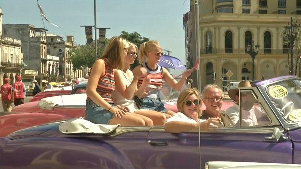 Los turistas estadounidenses abandonan Cuba