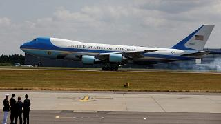 Trump bastırınca Boeing fiyat kırdı, bir fiyatına iki Air Force One