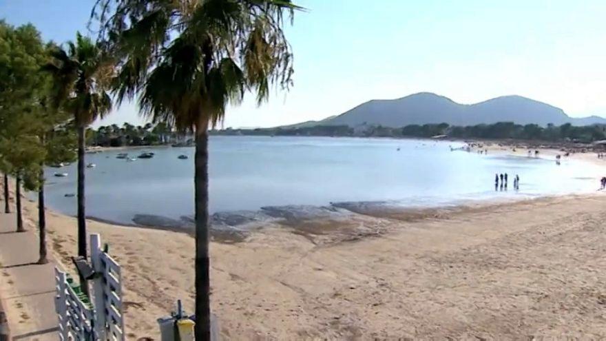 I VIDEO del meteotsunami a Maiorca: onda anomala travolge un turista