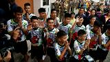 در طول ۹ روز حبس در غار بر نوجوانان تایلندی چه گذشت؟