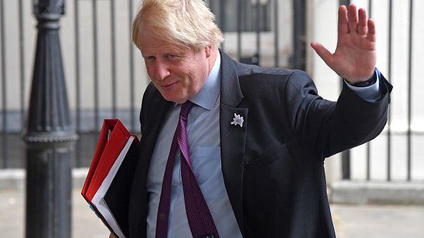 Johnson attackiert May in Rücktrittsrede