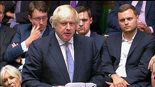 Boris Johnson aboga por un Brexit duro y exitoso