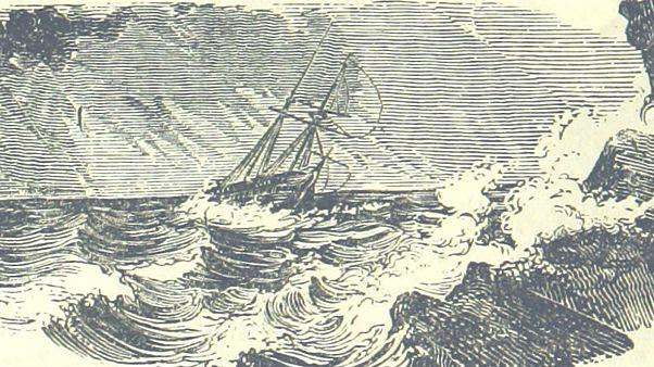 "La Trinité, "" An Illustrated History of the New World"", J. L. DENISON"