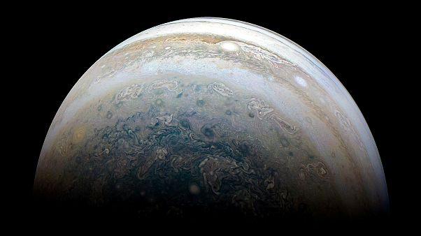 دانشمندان ده قمر جدید سیاره مشتری را کشف کردند