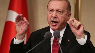 Dava konusu olmuş Erdoğan karikatürleri