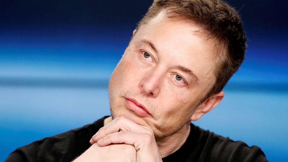 Elon Musk apologises for calling British cave diver 'pedo guy'