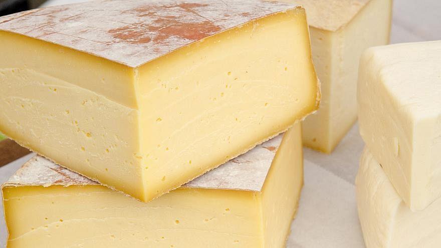 Beaufort Käse - bald dürfte er noch schwieriger zu bekommen sein in GB