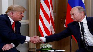 """ترامب يصر على """"النتائج الكبيرة"""" لقمة هلسنكي رغم انتقادات أدائه"""