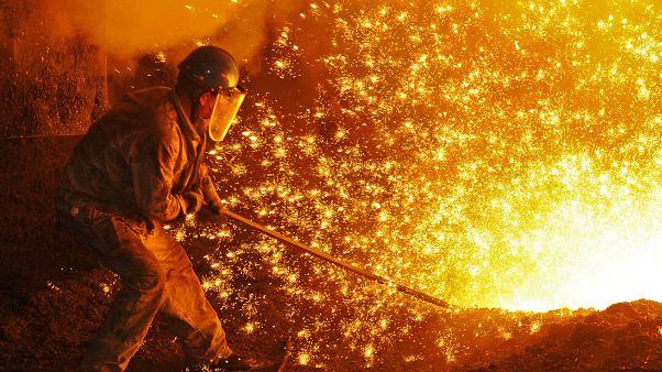 AB'nin çelik sektörünü korumaya yönelik tedbirleri perşembe başlıyor