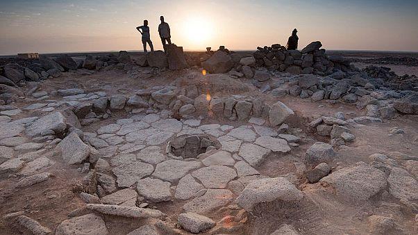 Site archéologique où du pain vieux de plus de 14 000 ans a été retrouvé