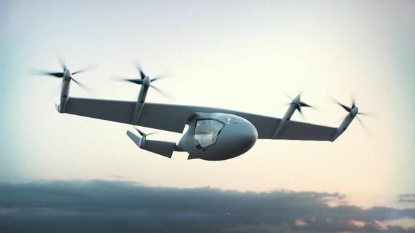 Flying taxis could soon be the next best thing
