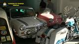 Italian police seize vintage cars from suspected tax evader