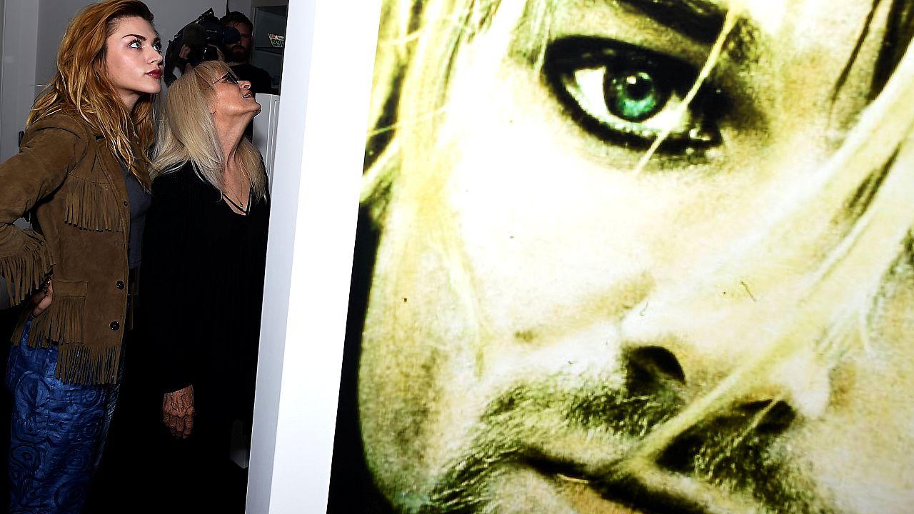 Tochter Kurt Cobains: Sucht und Depression noch immer Tabus