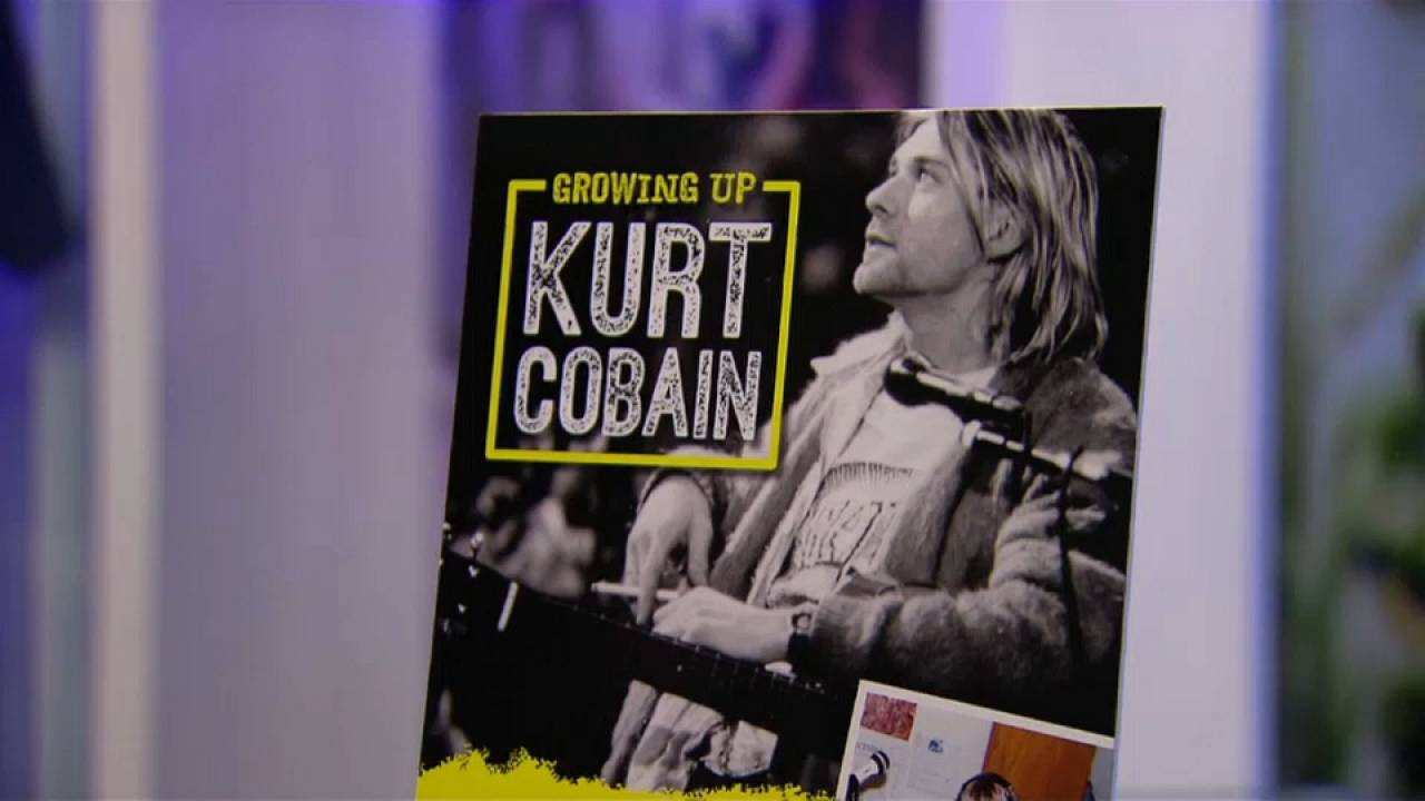 Rock icon Kurt Cobain remembered at new exhibition in Ireland