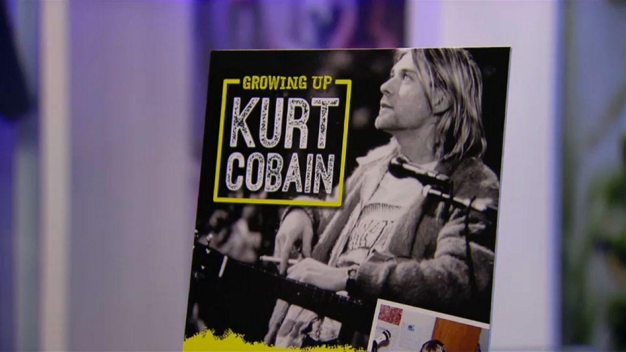 """""""Growing up Kurt Cobain"""": otra visión del líder de Nirvana"""