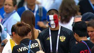 Rubel rollte während WM: Touristen gaben 1,5 Mrd. US-Dollar aus