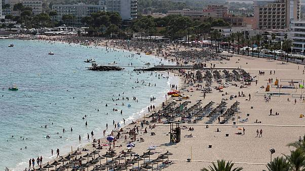 Tourist dies after meteotsunami hits Spanish island