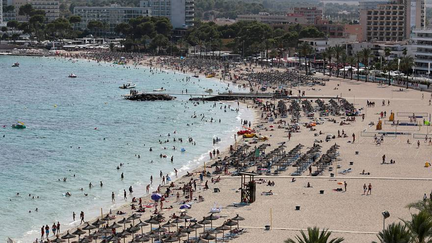 Tourist dies after meteotsunami hits Spanish island