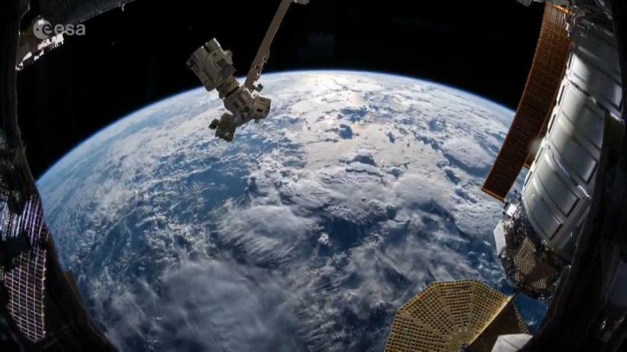 ISS : un time-lapse sur 14.000 km