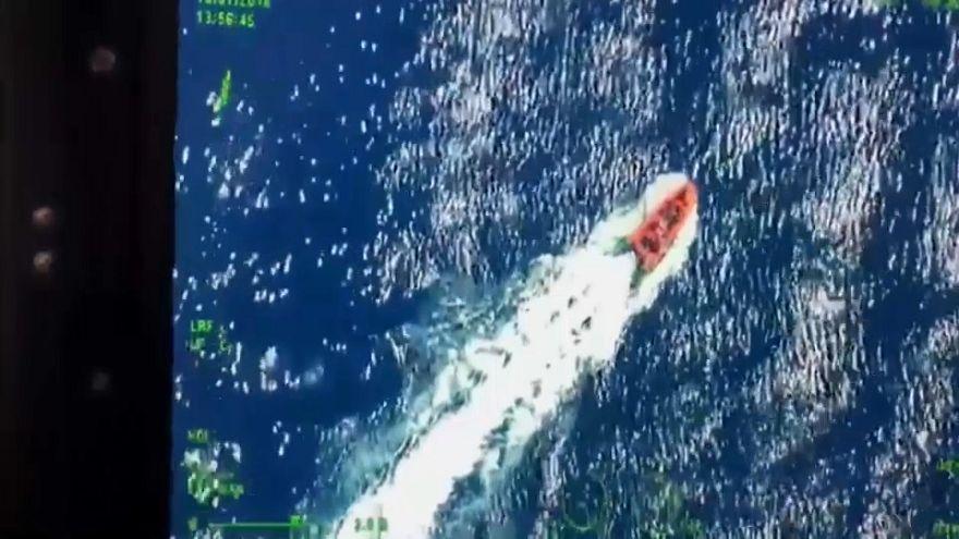 Decenas de muertos y desaparecidos en un nuevo naufragio en el Mediterráneo