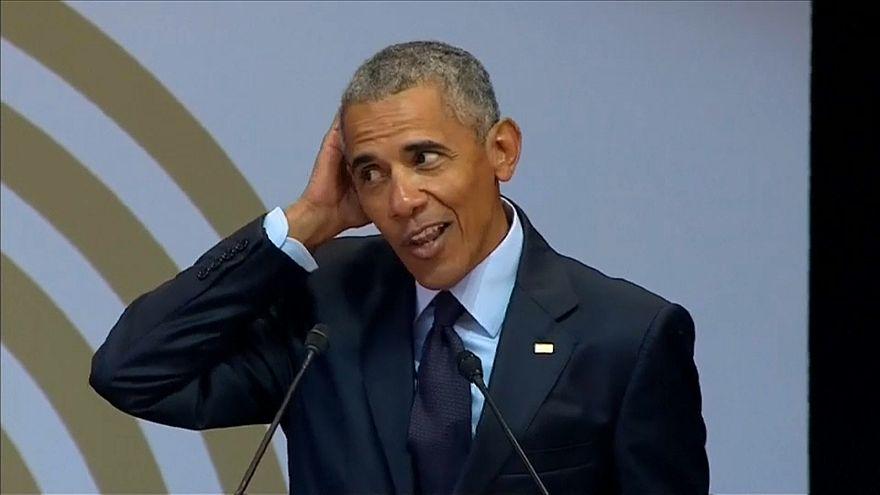 ماذا قال باراك أوباما عن المنتخب الفرنسي؟