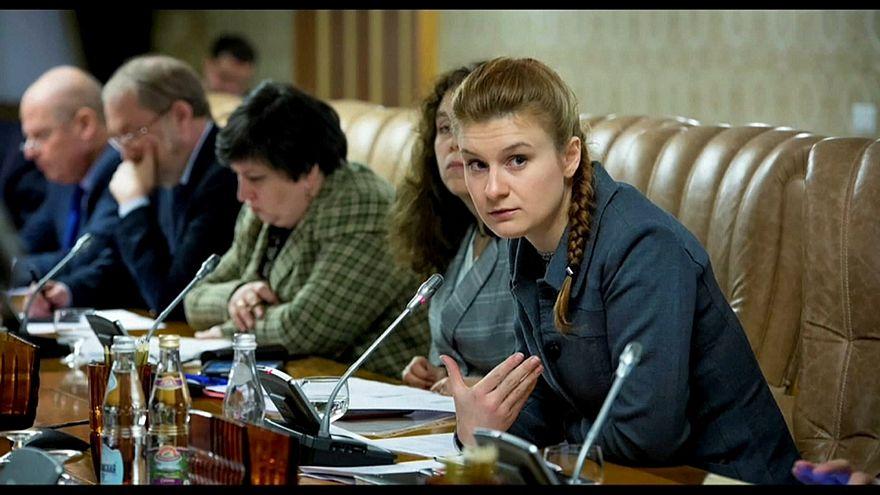 Cidadã russa acusada de ser agente de Moscovo nos EUA