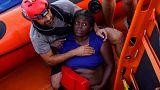 Polémica y denuncia tras un dramático rescate de Open Arms en el Mediterráneo