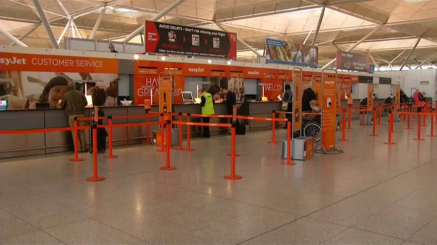 Easyjet plans to sue after French air strikes cost the airline 28 million Euros
