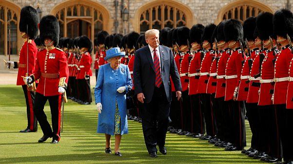 ادعای اشتباه ترامپ درباره ملکه الیزابت دوم