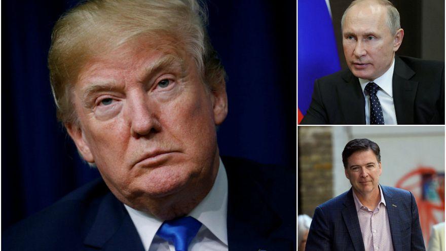 Trump'ın Rusya ile 'gizli' bağlantıları olduğunu araştıran soruşturma hangi aşamada?