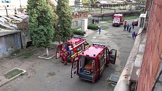Grubenunglück in Rumänien