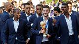 چرا فرانسویها از انتقاد به اصلیت آفریقایی بازیکنان تیم ملی خشمگین شدند؟