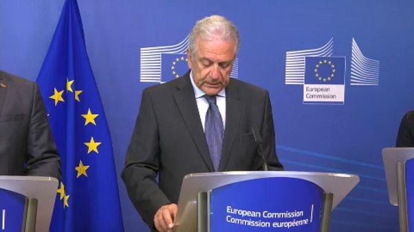 Συμφωνία ΠΓΔΜ με την Ευρωπαϊκή Συνοριοφυλακή