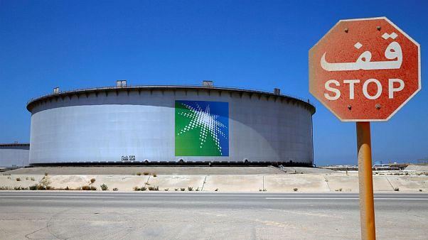 اظهارات متناقض درباره آتشسوزی پالایشگاه شرکت نفت عربستان در ریاض