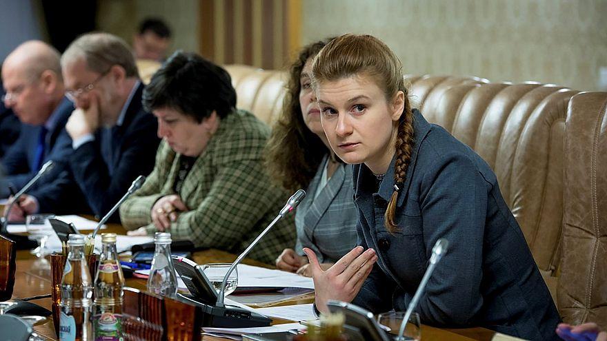 وزارة العدل الأمريكية تطلب احتجاز روسية متهمة بالتجسس خشية هروبها