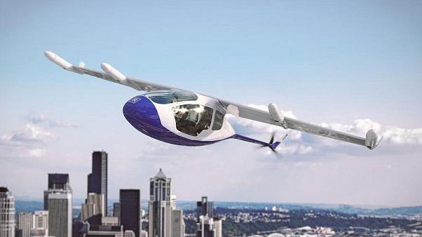 Havacılık devleri uçan taksiler için birbiriyle yarışıyor