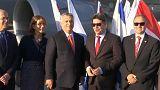 L'ami Orban en visite en Israël