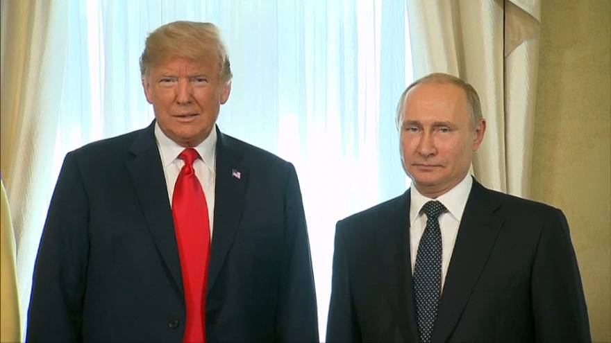 President Trump holds President Putin personally responsible for meddling in 2016 election