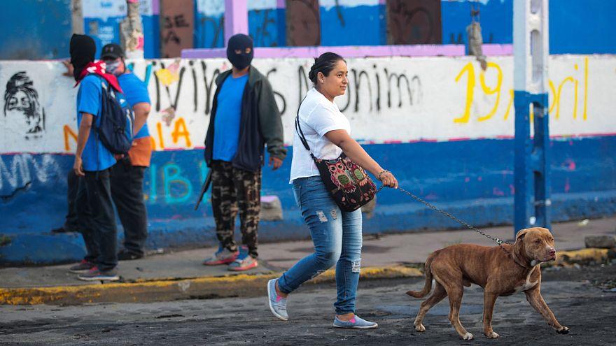 Blauhemden gegen Protestierende: Machtkampf in Nicaragua - mehr als 350 Tote