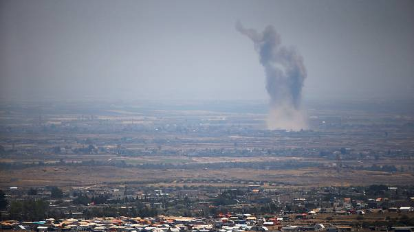 Bombardeamento mata pelo menos 12 civis na Síria