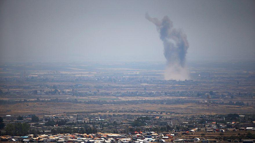 Siria: 12 morti per l'ultimo raid di Assad