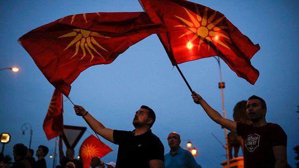 ΠΓΔΜ: Αδιέξοδο στη σύσκεψη των πολιτικών αρχηγών