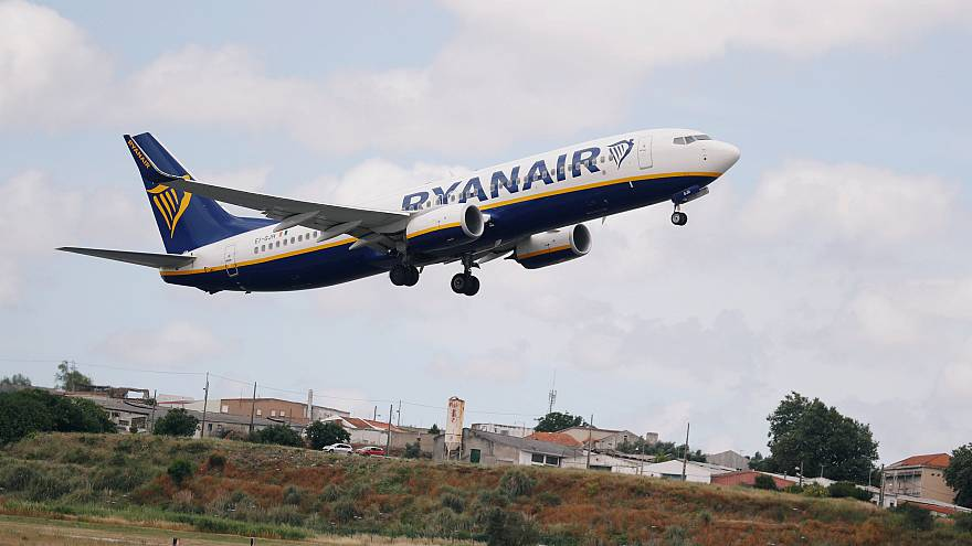Travel chaos for Ryanair passengers in July